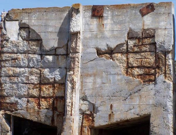 موسسه سرا فیلم خوردگی فولاد در بتن یکی از انواع خرابی